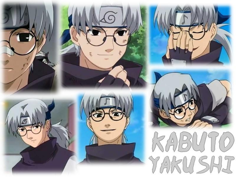Naruto : la présentation des personnages - Page 2 Kabuto10