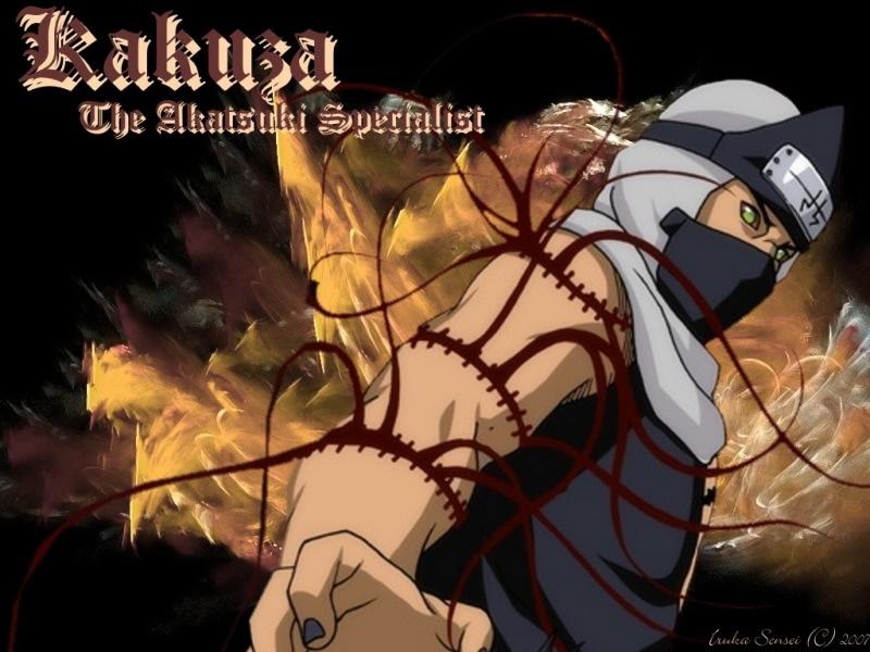 Naruto : la présentation des personnages - Page 4 Kakuzu10