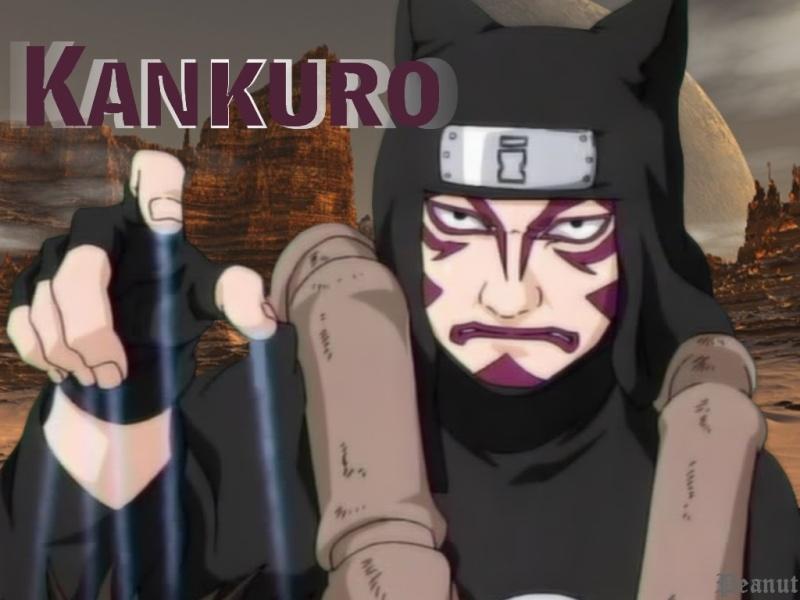 Naruto : la présentation des personnages - Page 3 Kankur10