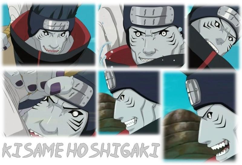 Naruto : la présentation des personnages - Page 2 Kisame10