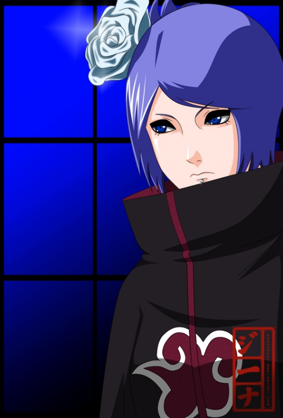Naruto : la présentation des personnages - Page 4 Konan10