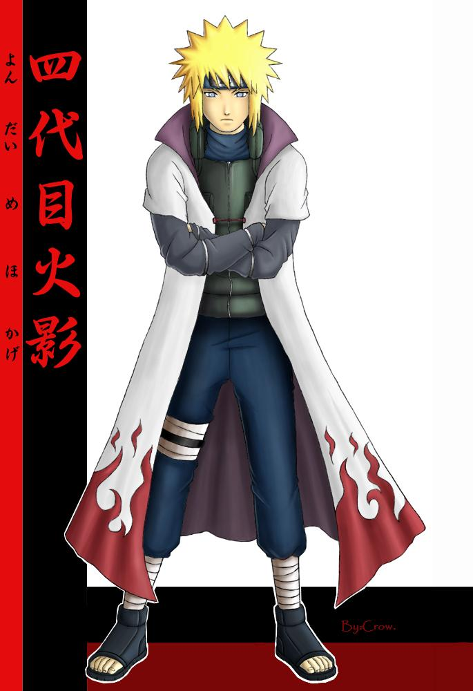 Naruto : la présentation des personnages Minato10
