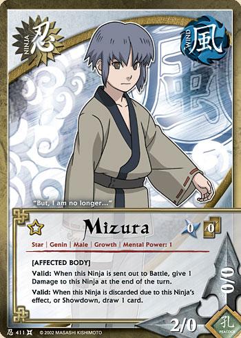Naruto : la présentation des personnages - Page 4 Mizura10