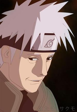 Naruto : la présentation des personnages - Page 2 Sakumo11