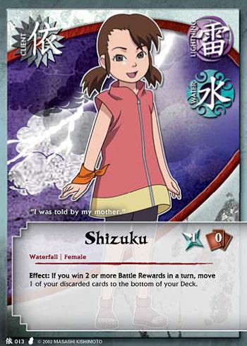 Naruto : la présentation des personnages - Page 4 Shizuk10