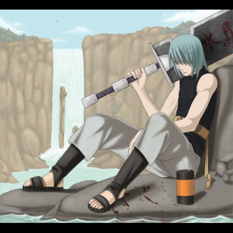 Naruto : la présentation des personnages - Page 2 Suiget10
