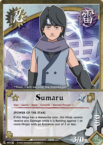 Naruto : la présentation des personnages - Page 4 Sumaru10