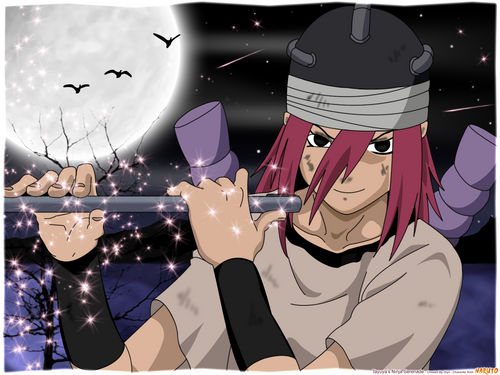 Naruto : la présentation des personnages - Page 3 Tayuya10