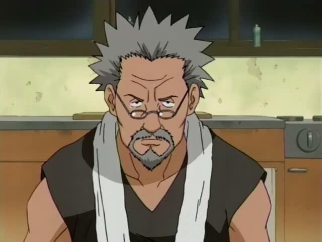 Naruto : la présentation des personnages - Page 3 Tazuna10