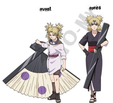Naruto : la présentation des personnages - Page 3 Temari10