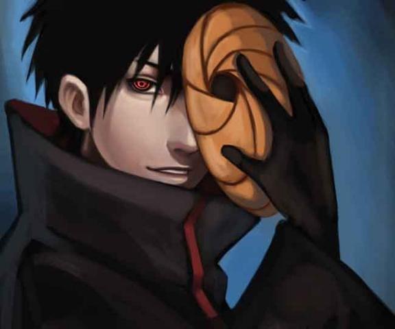 Naruto : la présentation des personnages - Page 2 Tobi10
