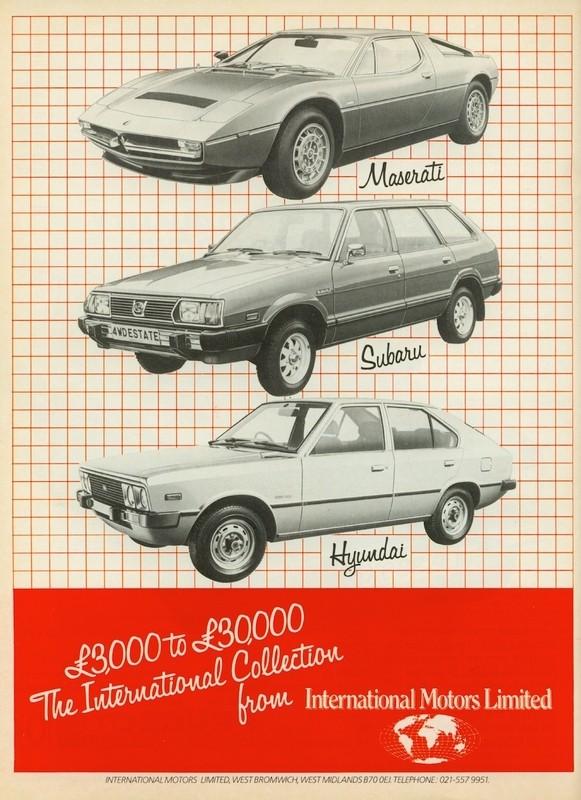 Vecchie pubblicità Maserati 3300010