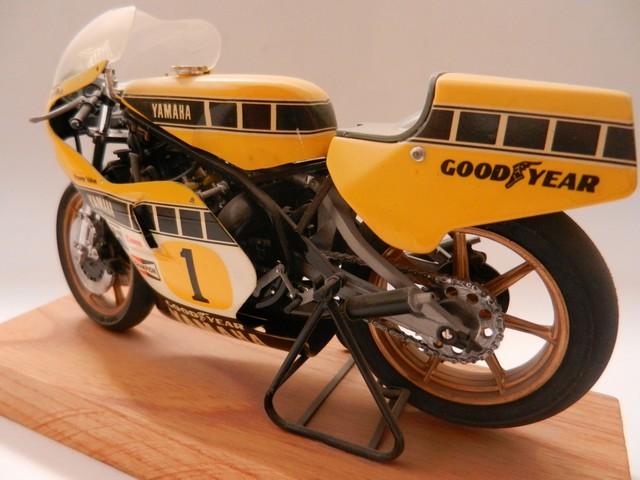 Moto Yamaha YZR500 Version Grand Prix 01610