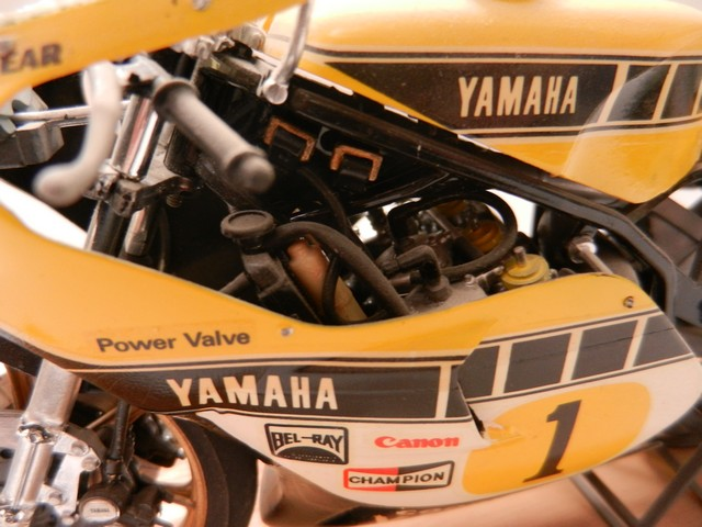 Moto Yamaha YZR500 Version Grand Prix 01710