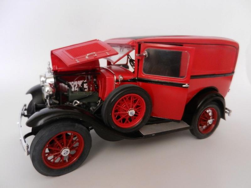 """Camion utilitaire Ford 1931 Modèle """"A"""" Dscn7826"""