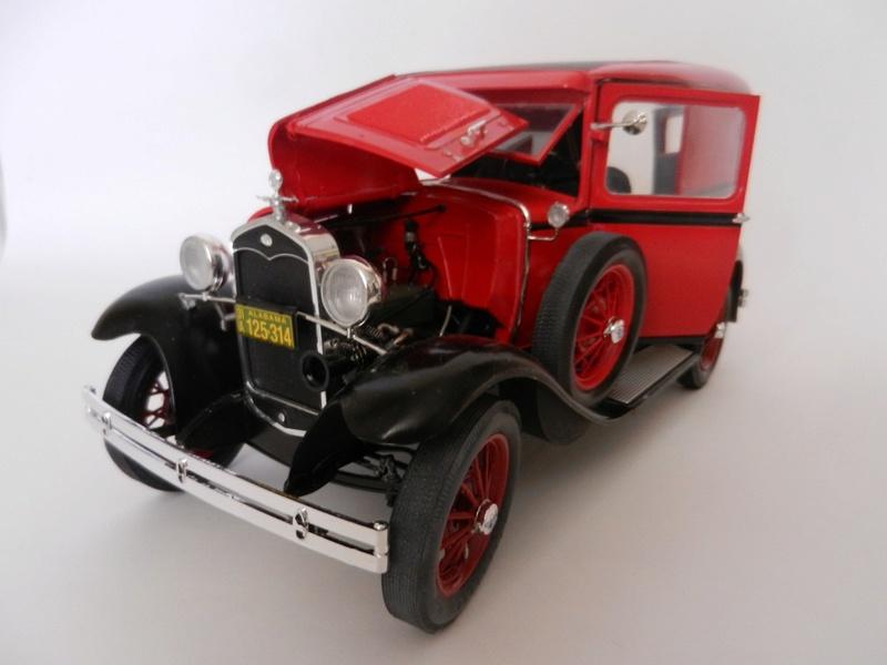 """Camion utilitaire Ford 1931 Modèle """"A"""" Dscn7827"""