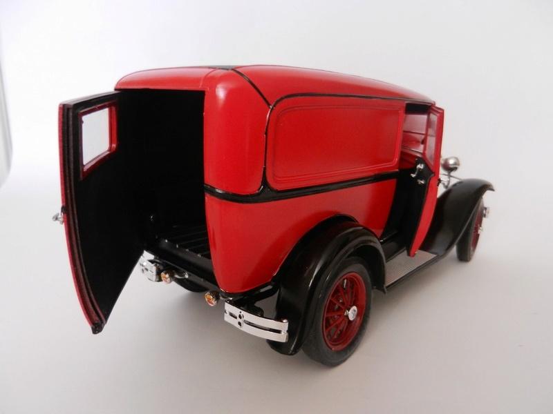 """Camion utilitaire Ford 1931 Modèle """"A"""" Dscn7828"""