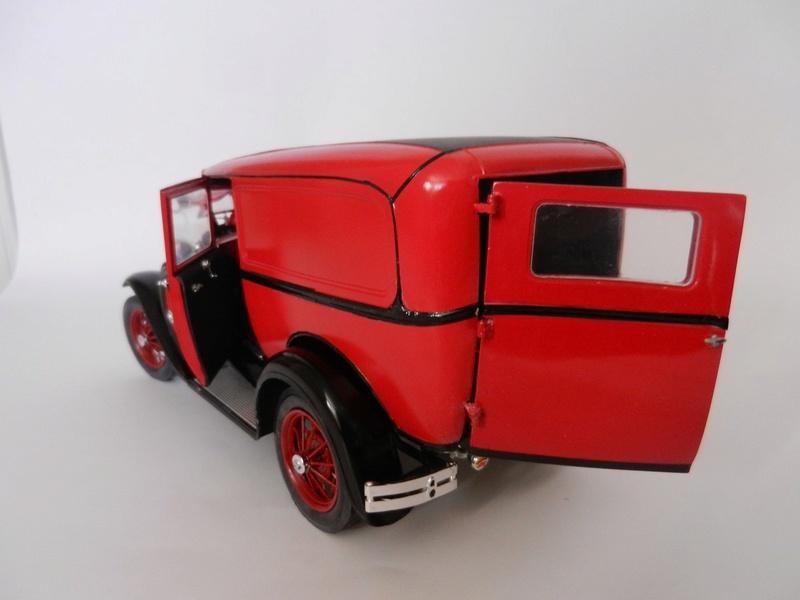 """Camion utilitaire Ford 1931 Modèle """"A"""" Dscn7829"""