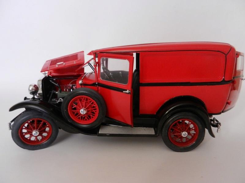 """Camion utilitaire Ford 1931 Modèle """"A"""" Dscn7830"""