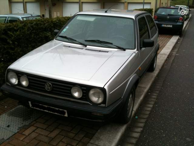 GOLF VR6 TURBO ... 30282611