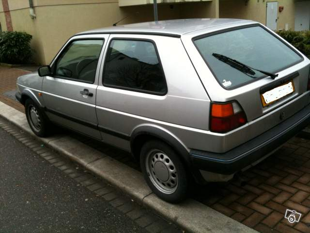 GOLF VR6 TURBO ... 30608111