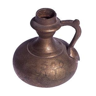 Bronze Utensil for Holding Oil 20003810