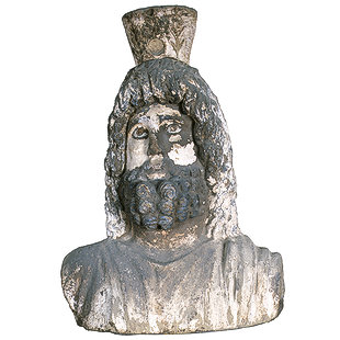 Bust of Serapis 384-2-10
