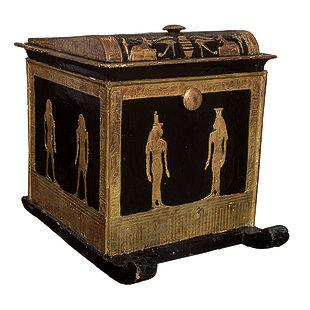 Canopic Box of Thuya 653-8-10