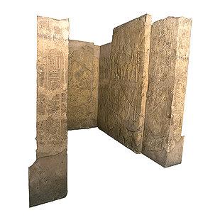 Chapel of Montuhotep and Doorjambs of Merenptah X682-310