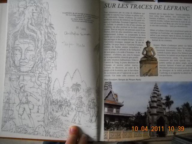 Les éditions spéciales de Lefranc 00210