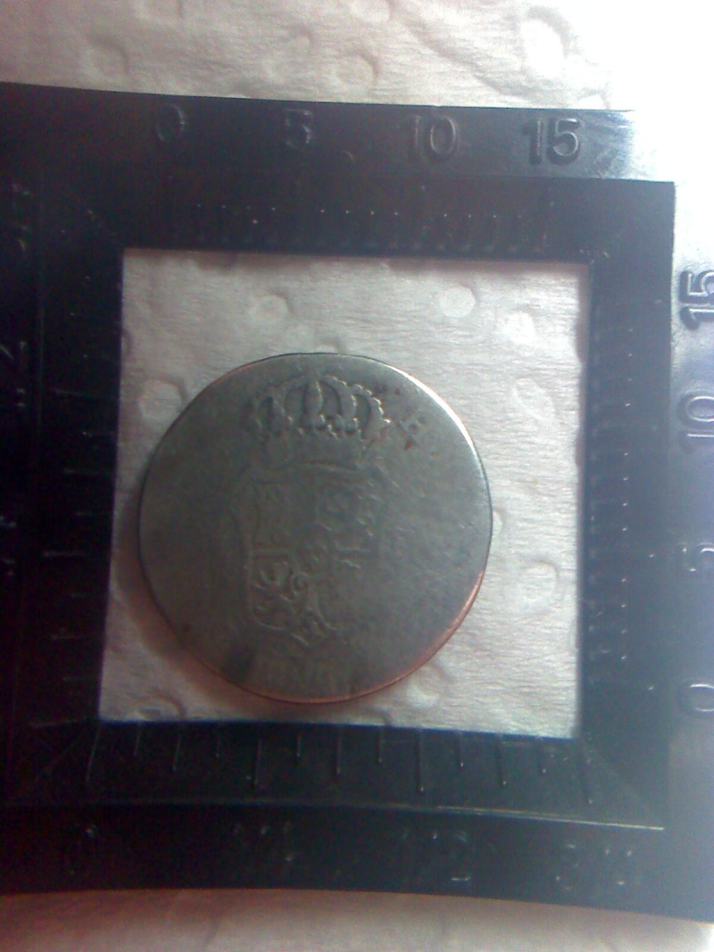 1 Real de Carlos IV (1788-1808) Moto_019