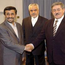 Relation algéro-iranienne  Actual12