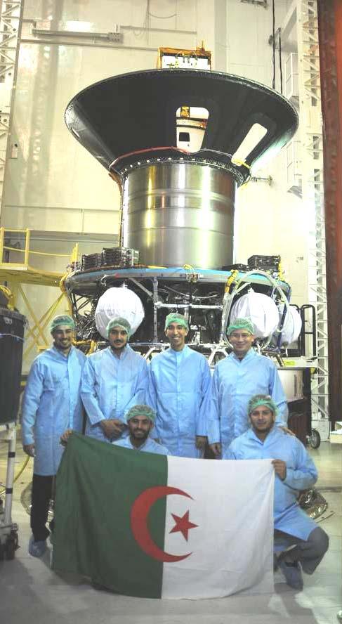 Agence Spatiale Algérienne (ASAL) Alsat-10