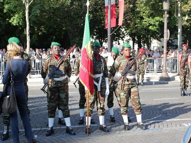 Armée béninoise  Benin_10