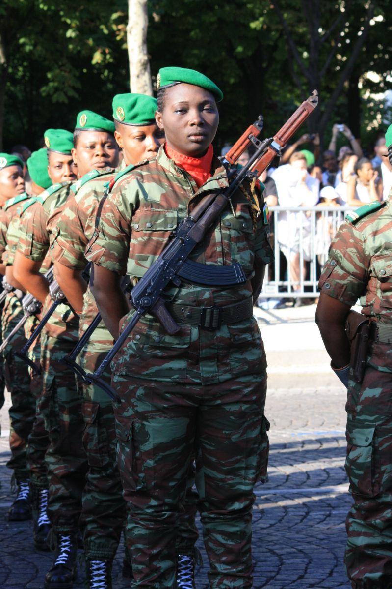 Armée béninoise  Benin_11