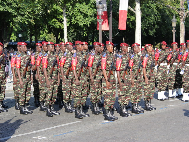 Armée béninoise  Benin_12