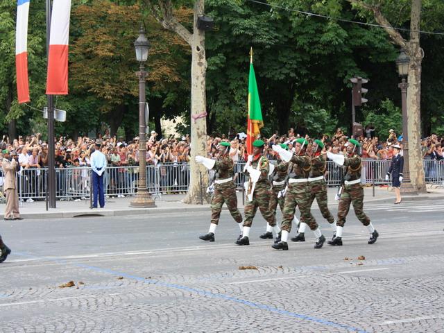 Armée béninoise  Benin_13