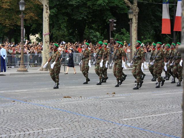 Armée béninoise  Benin_14