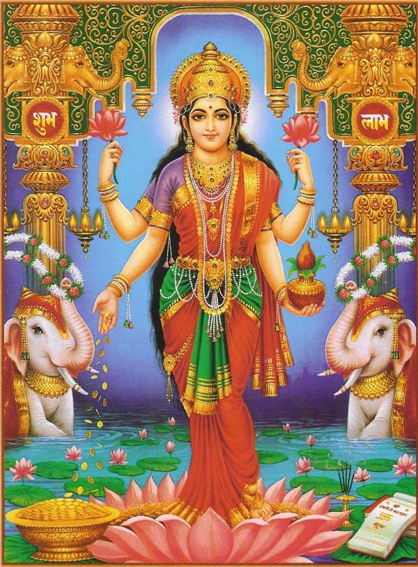 Hindouisme  Goddes10