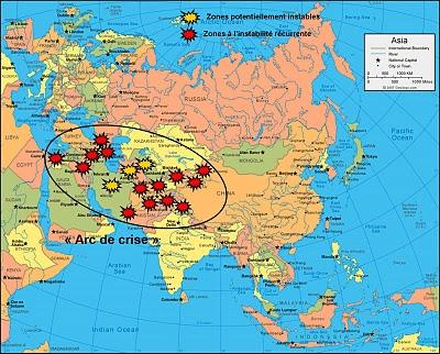 Géopolitique et stratégie d'Iran Image210