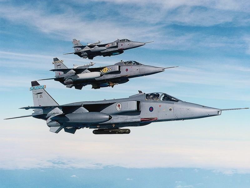 Avion de combat européen Jaguar11