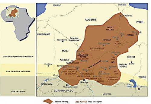 Géopolitique des populations du Sahel Les-to10