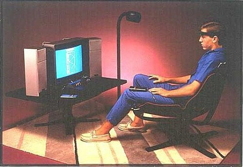 Consoles étranges , Machines méconnues ou jamais vues , du proto ou de l'info mais le tout en Photos - Page 4 Atari-13
