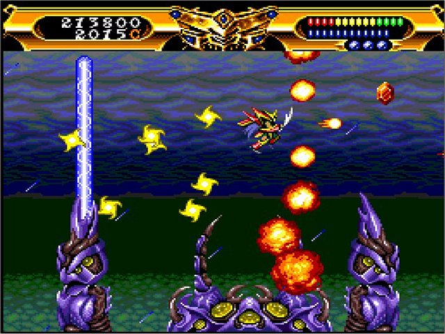[PCEngine] Winds of Thunder Lords_16
