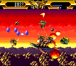 [PCEngine] Winds of Thunder Winds611