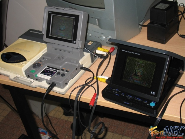[PCengine] Découverte : Duo Monitor Xp-nec10