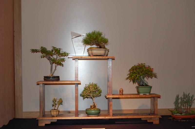 Bonsai Society of Portland Spring Show Spring12
