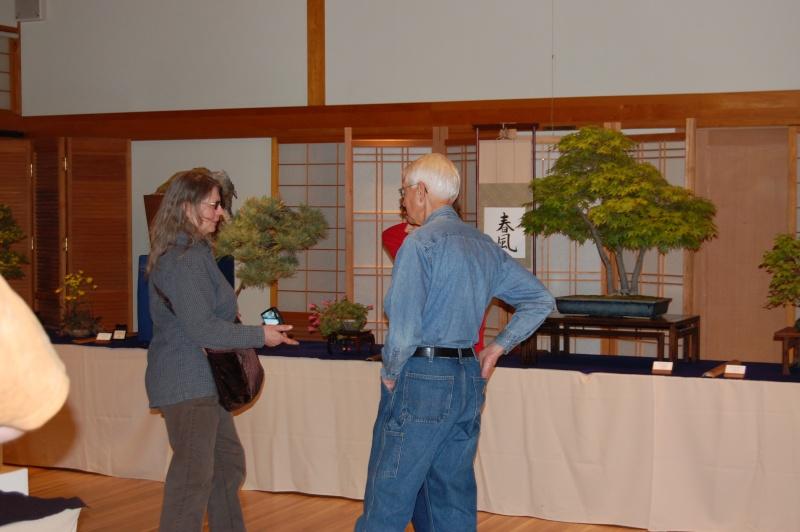 Bonsai Society of Portland Spring Show Spring38
