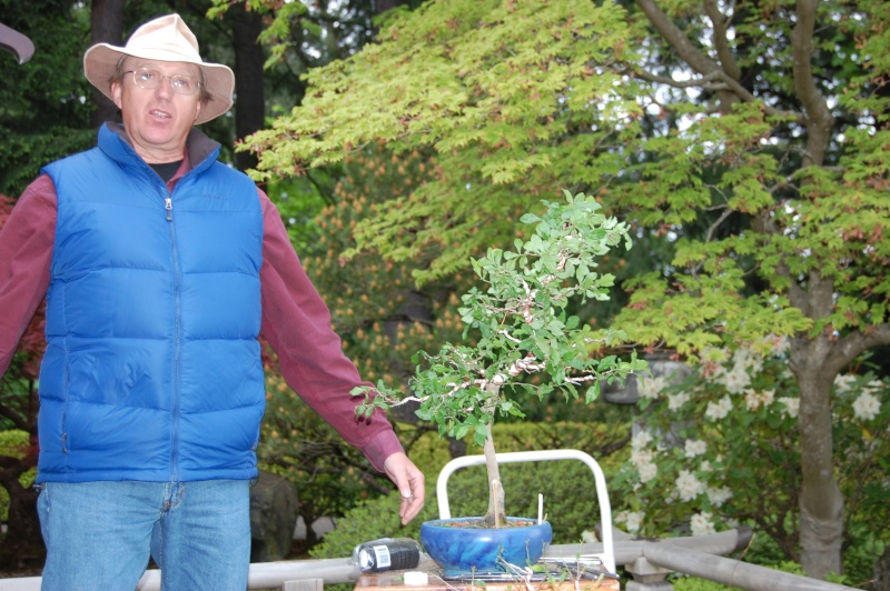Bonsai Society of Portland Spring Show Spring39