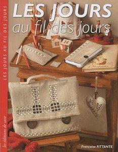 """livre """" Au fil des jours """"  Au_fil10"""